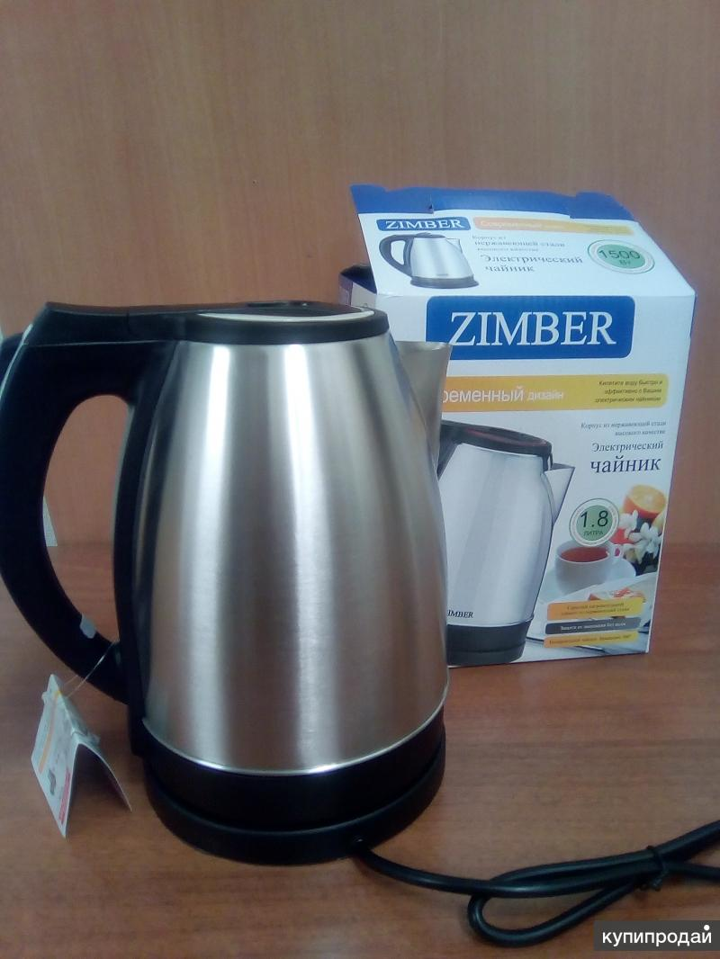 Електро чайник zimber1.8л