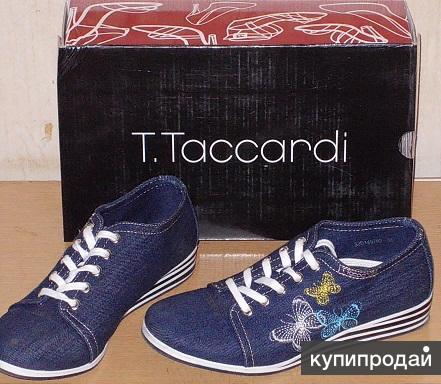 Обувь T.TACCARDI - cпортивная женская 36