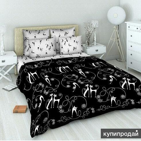 Комплект постельное бельё