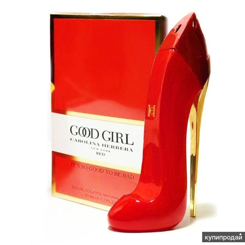 Carolina Herrera Good Girl Red, 80 мл