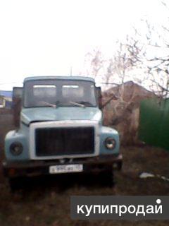 А/М ГАЗ САЗ 3307