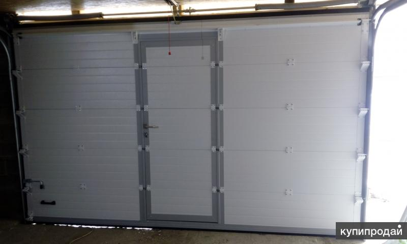 Установка ,ремонт автоматических ворот : Alutech .DoorHan .Hormann