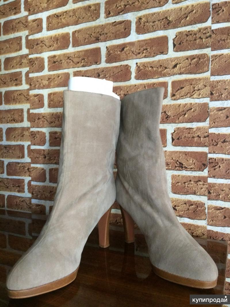 Весенне-осенняя обувь в отличном состоянии