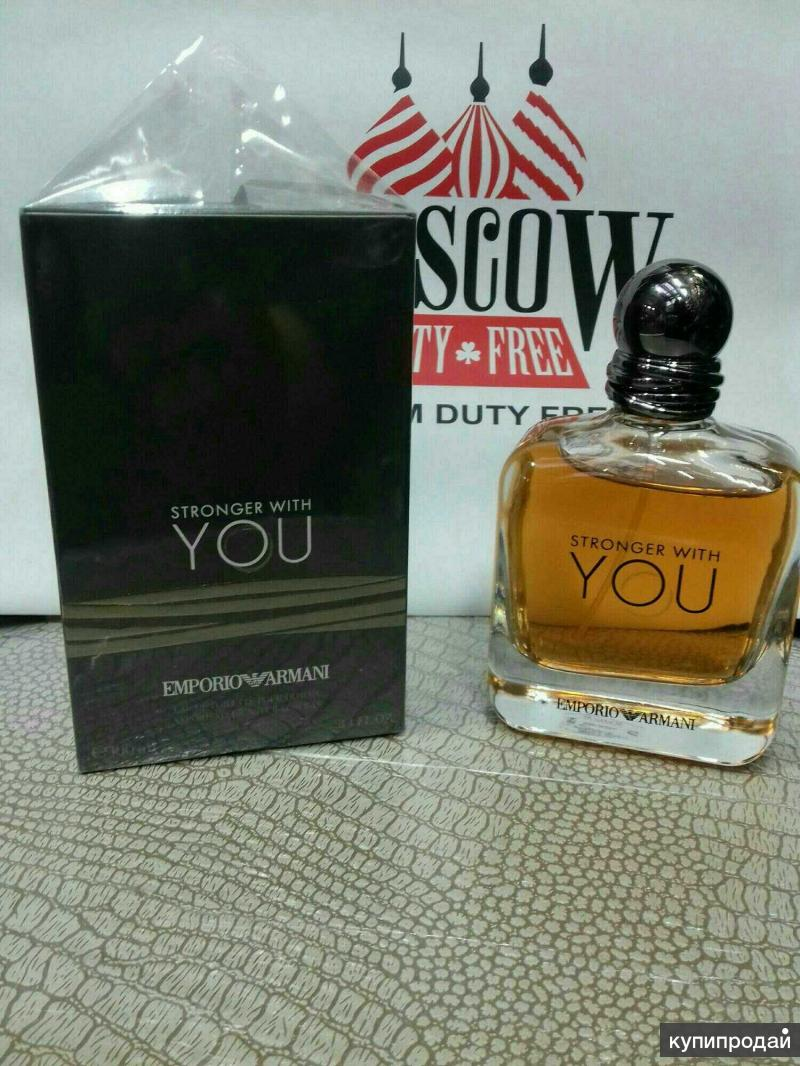Emporio Armani Stronger With You .Парфюм