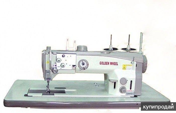 Промышленная швейная машина для мебели GOLDEN WHEEL CSU-8672