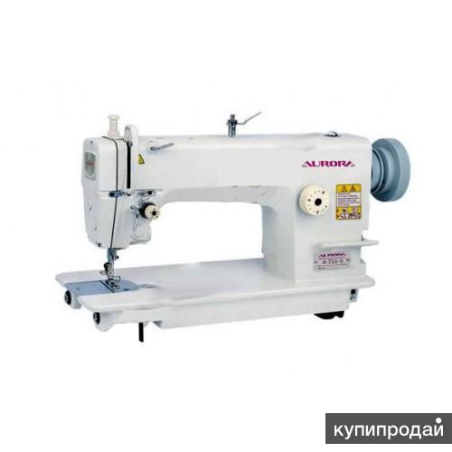Промышленная беспосадочная швейная машина AURORA A-721-3