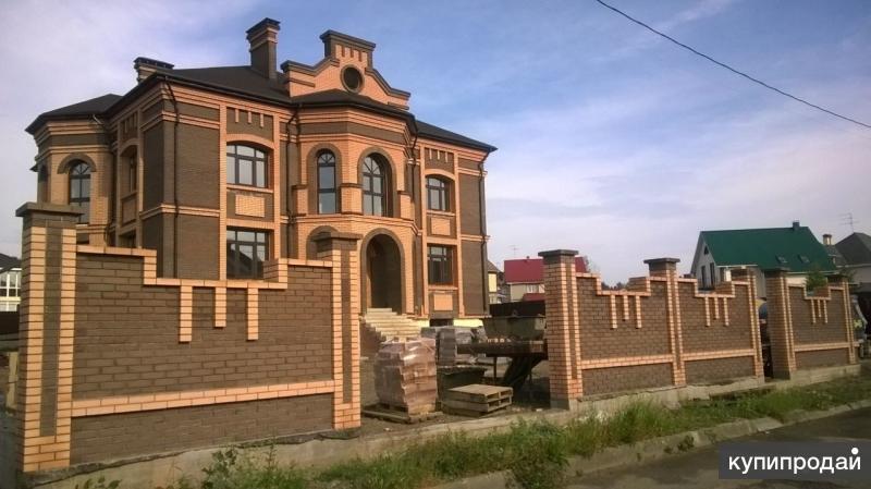 Строим от дачных домиков до зданий