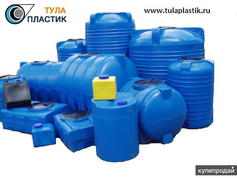 Пищевые ёмкости под воду и топливо от до 20000 литров