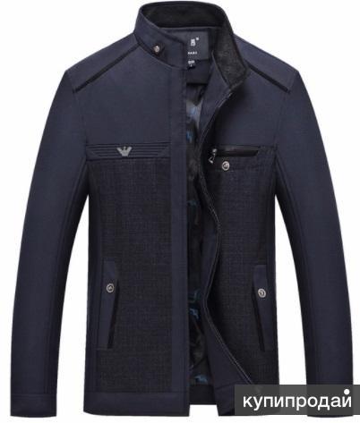 Продам новую мужскую куртку на теплую весну-осень.