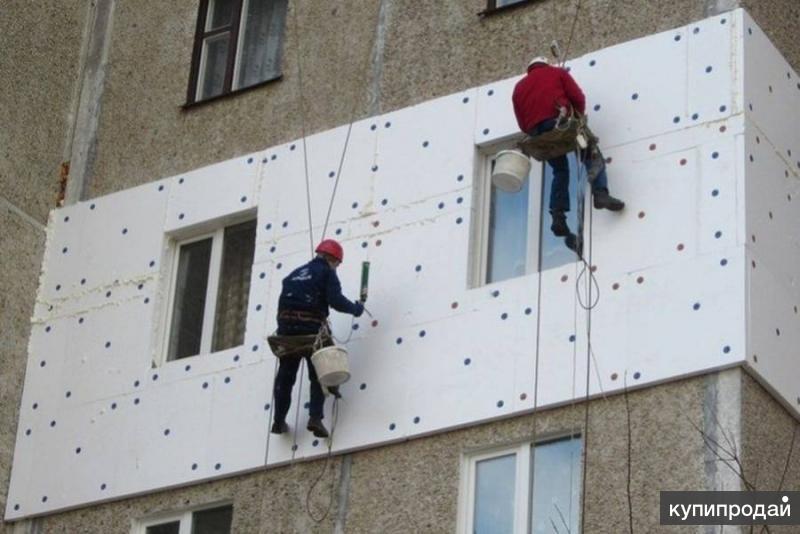 Альпинисты Промышленные выполнят любые высотные работы.