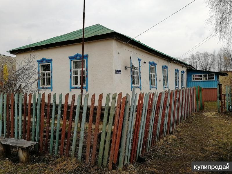 Дом 50 м2 30 соток земли