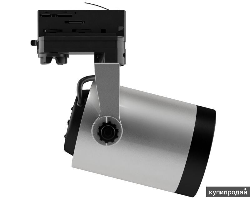 Трековый светодиодный светильник SD04 RED