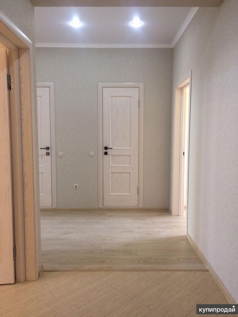 Продается 2-х комнатная квартира с отличным ремонтом
