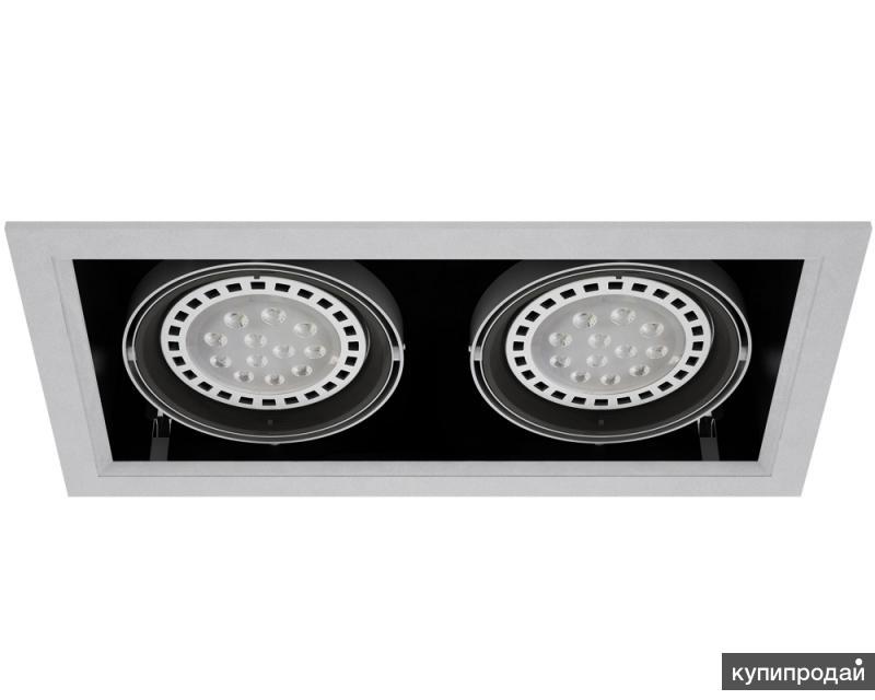 Карданный светильник акцентирующего освещения GS02