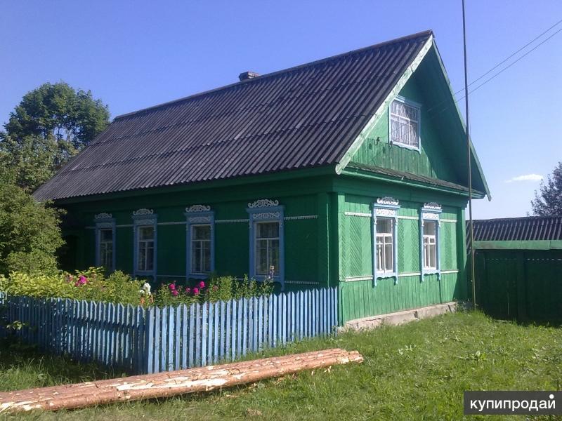 Продам дом в Псковской обл.