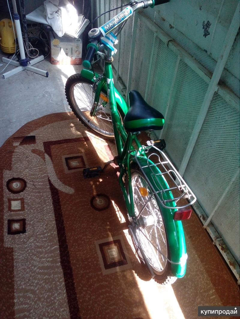 Продам велосипед MAXXPRO в хорошем состоянии