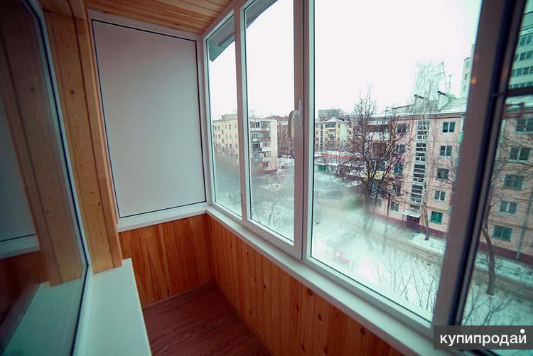 Отделка балкона отделаем лоджию под ключ балконный ремонт Пенза