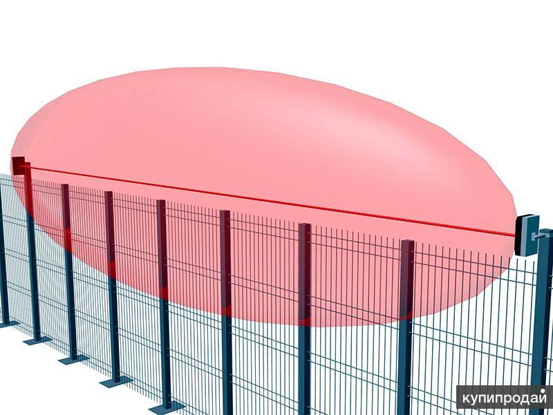 Инфракрасный барьер для охраны периметра АВЕ 250