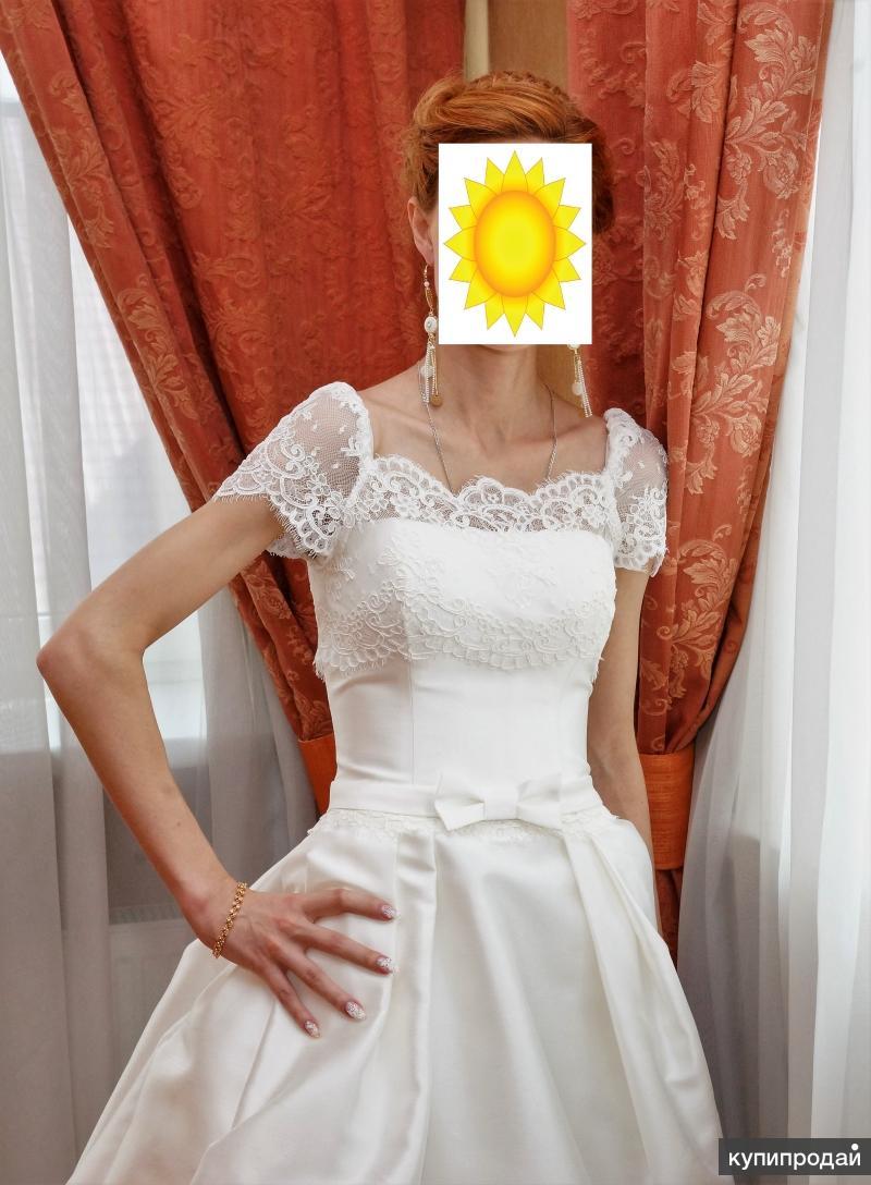 Свадебное платье STREKKOZA ОДЕТТА
