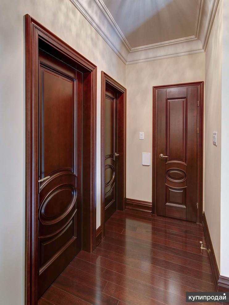 Сочетание межкомнатных дверей и пола фото