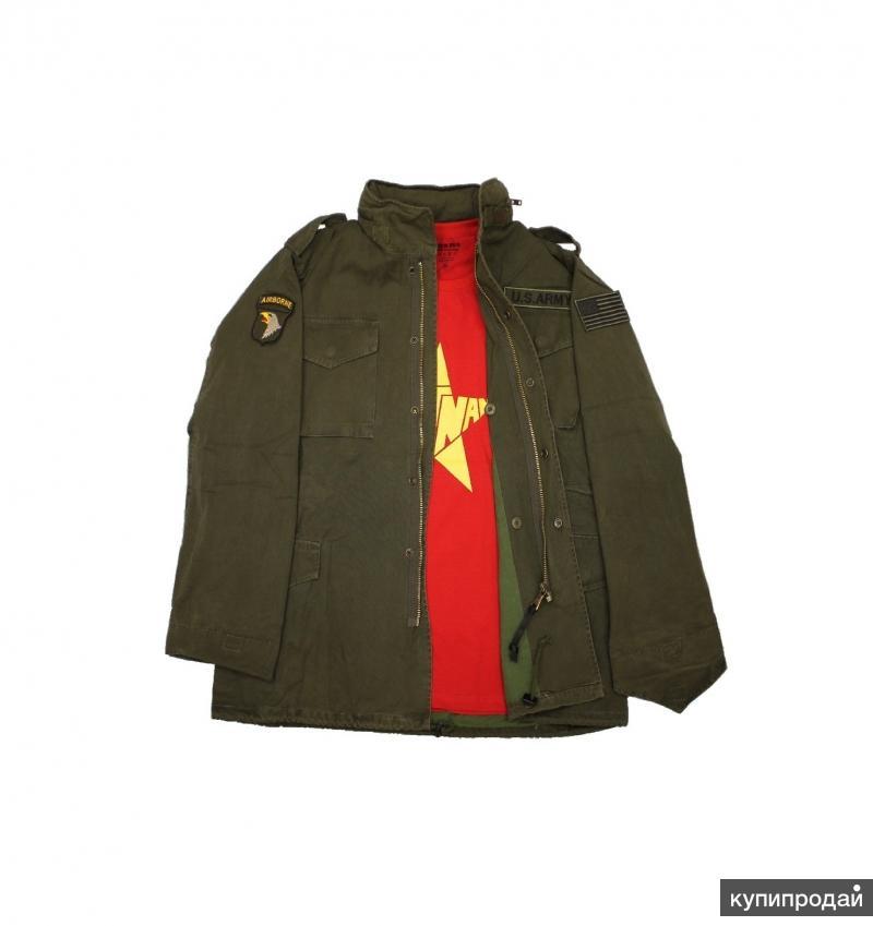 Куртка  новая М65, размер L, ХL, ХХL, 100% хлопок