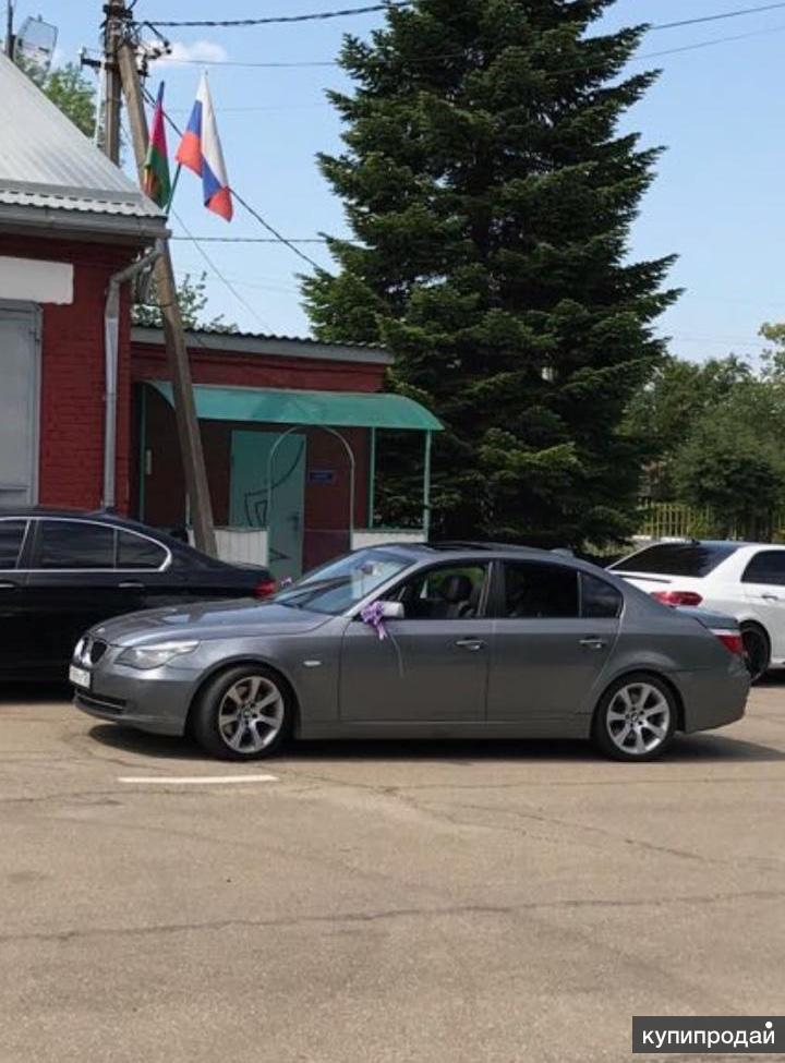 BMW 5er, 2008