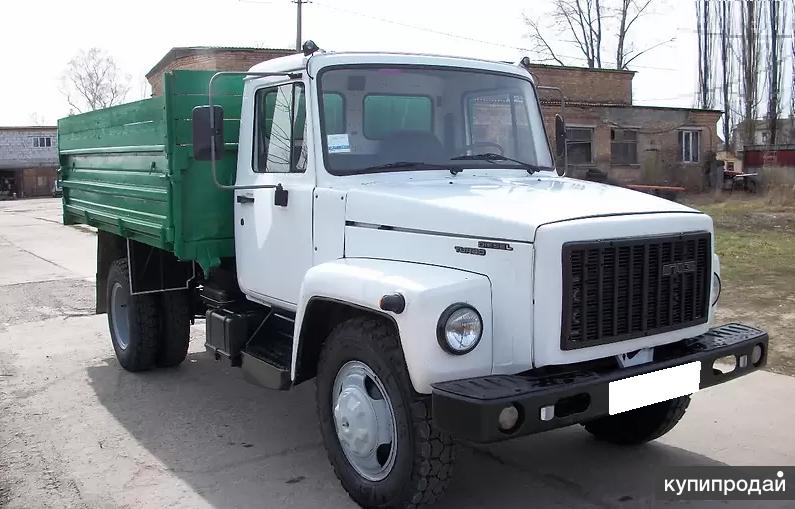 ГАЗ 3309 САМОСВАЛ