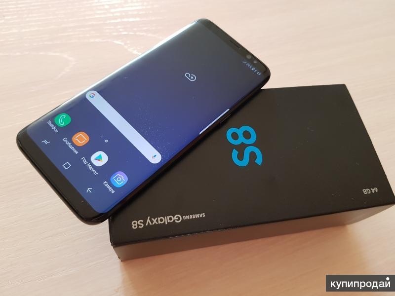 Samsung Galaxy S8 duos 64gb рст