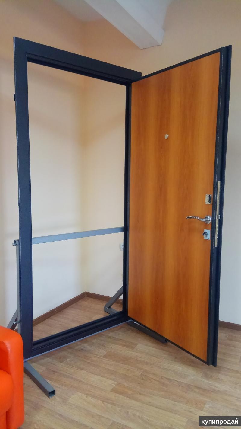 продаю стальные двери