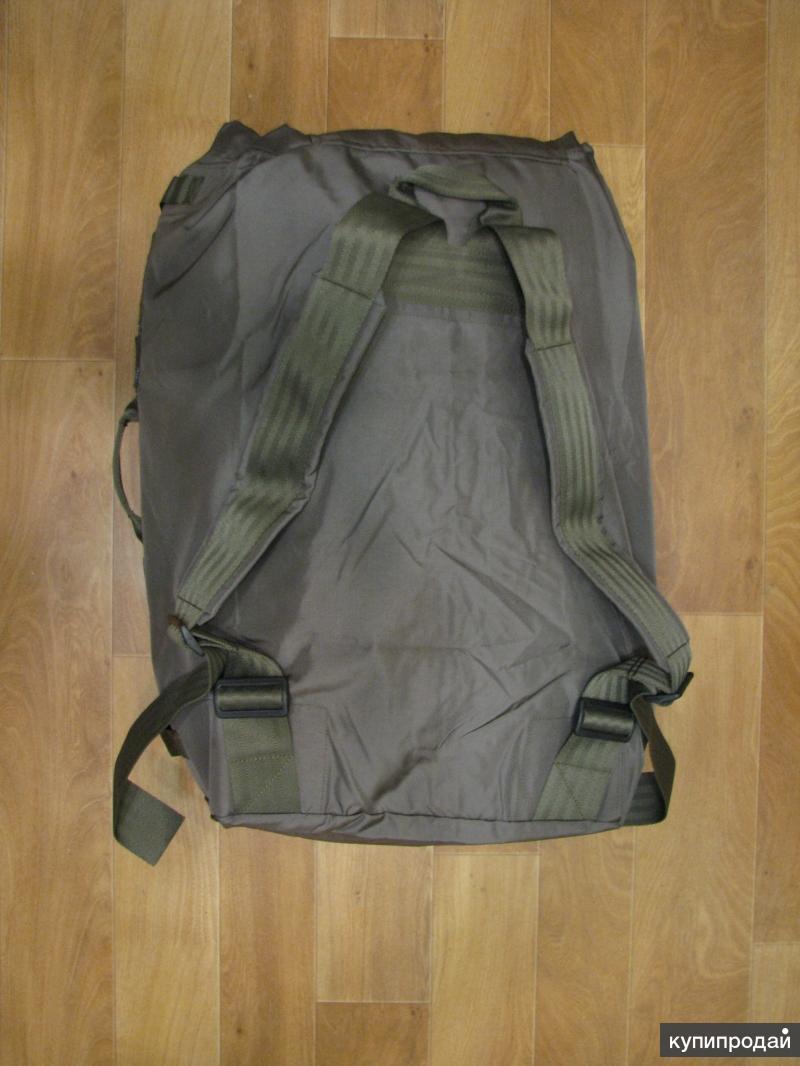 Армейский Баул - недорогой военный рюкзак (вещмешок нового образца).