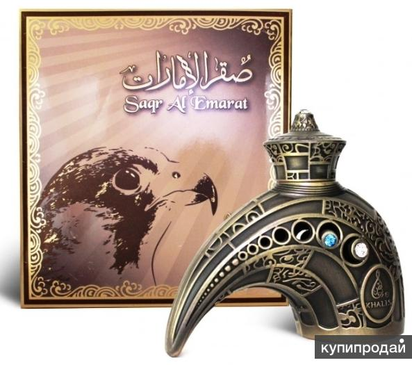 Арабские духи SAQR AL EMARAT от KHALIS, 20мл
