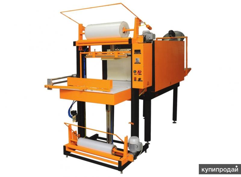 Упаковочная машина ТМ-1П полуавтомат, 420 уп/час