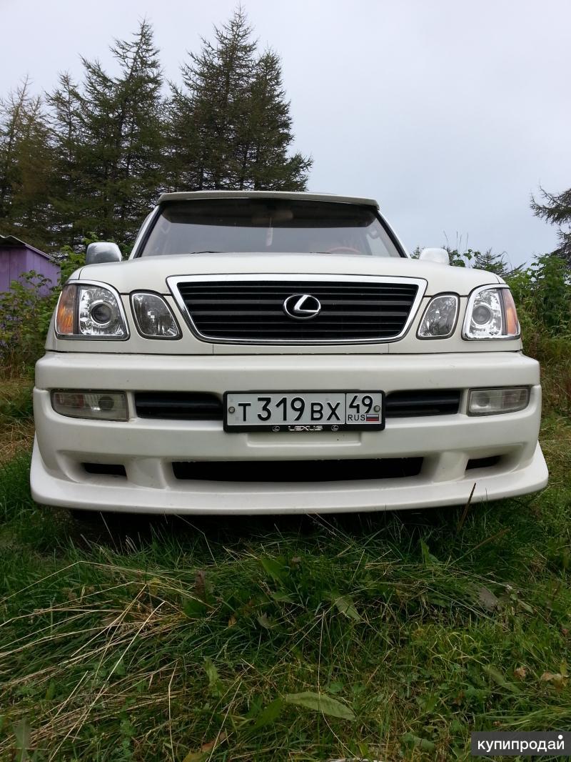Продается самый живой в городе Lexus LX, 2001