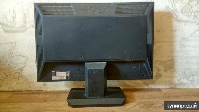 Продам acer v193w монитор