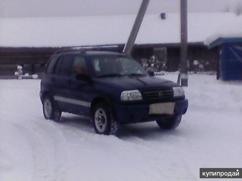 Suzuki Vitara, 2001