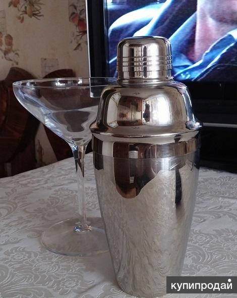 Stainless Steel Cocktail Shaker 600 мл