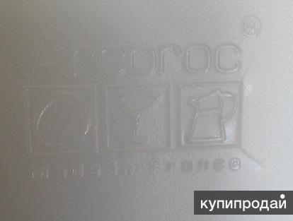 Тарелки Франция ARCOROC , диаметр 22,5 см