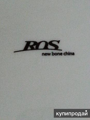 Блюдо фарфор Ros New Bone China ( Новый Костяной Фарфор ) 31 см х 21 см