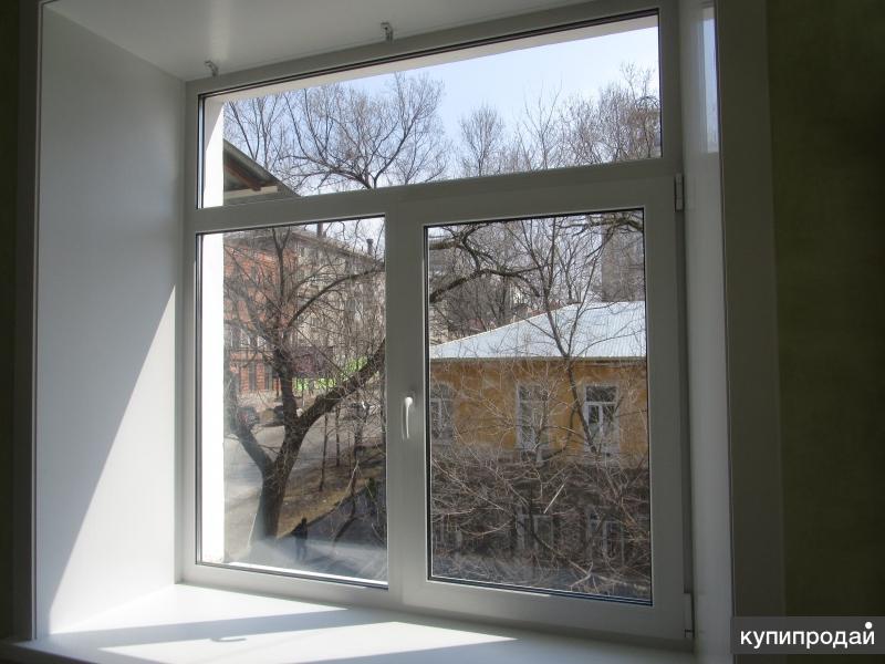 Мойка окон и балконов в Хабаровске