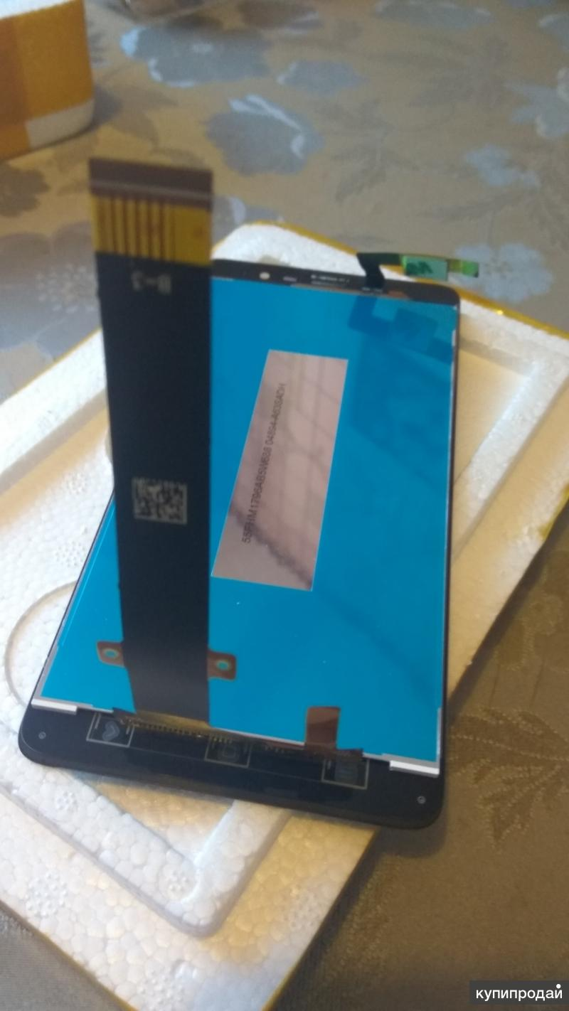 Экран для Xiaomi Redmi Note 3 Pro SE. 152 мм