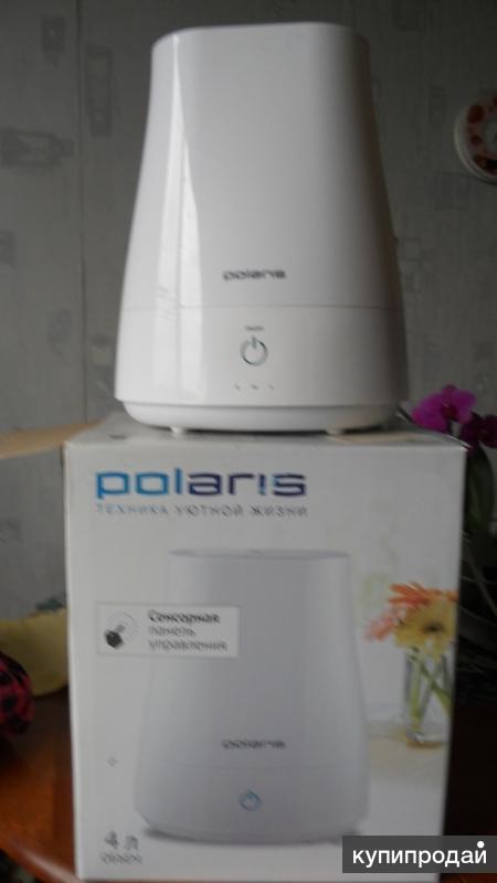 Ультразвуковой увлажнитель воздуха Polaris