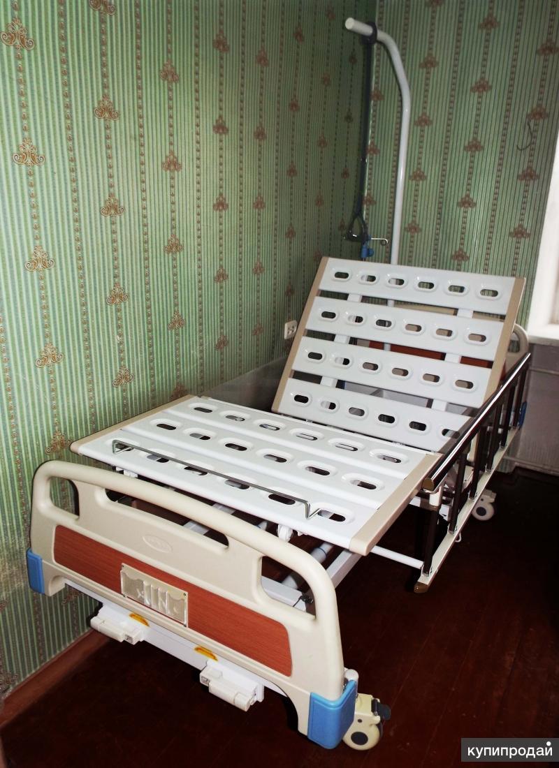 Кровать медецинская функциональная Армед RS105-B