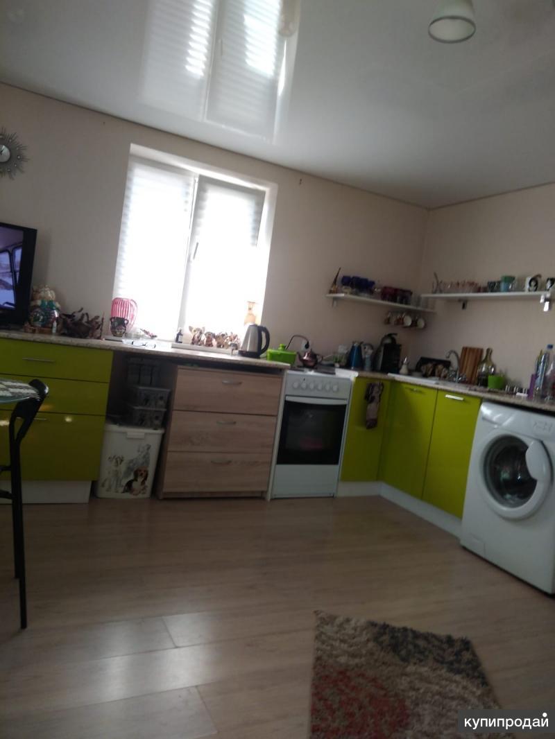 В черте города Уфа новый 2-х этажный кирпичный дом