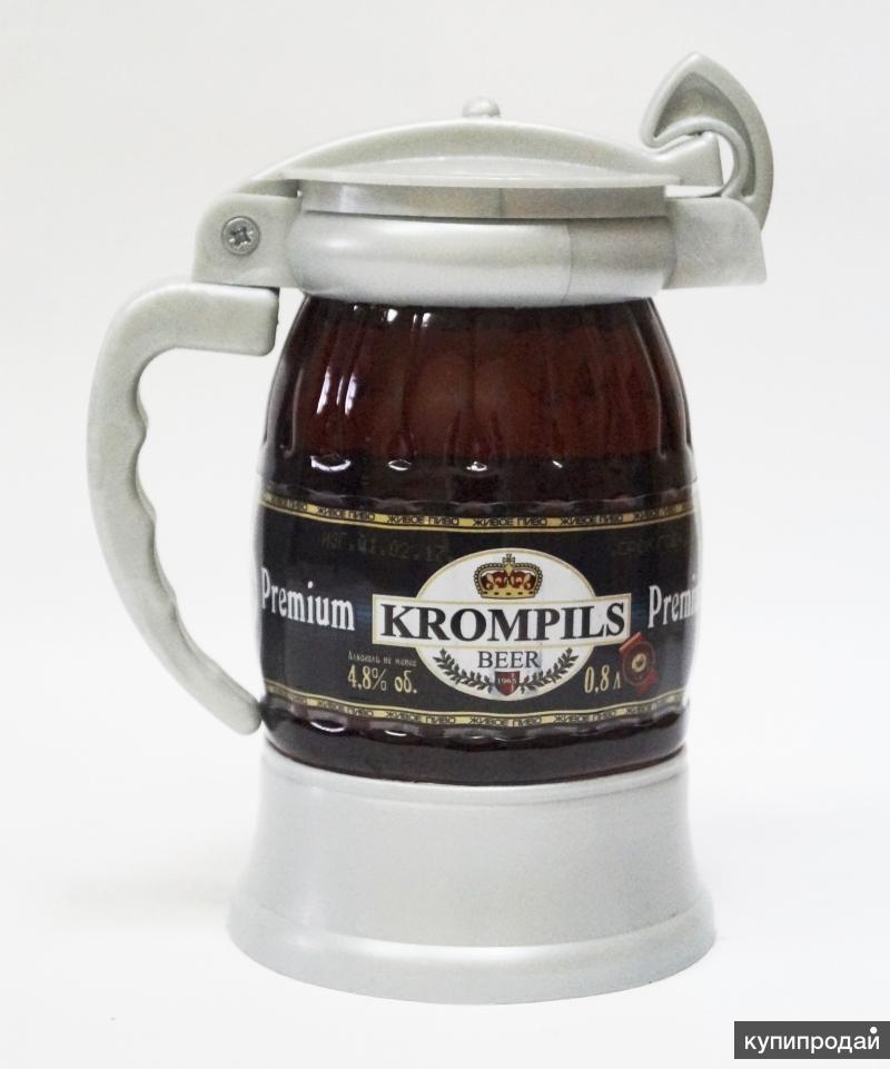 Пиво в кружке, не имеющее аналогов в мире!