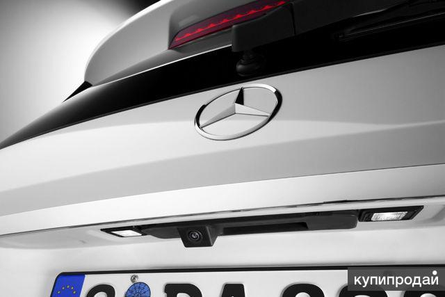 Ремонт штатной камеры заднего вида Мерседес (Mercedes)