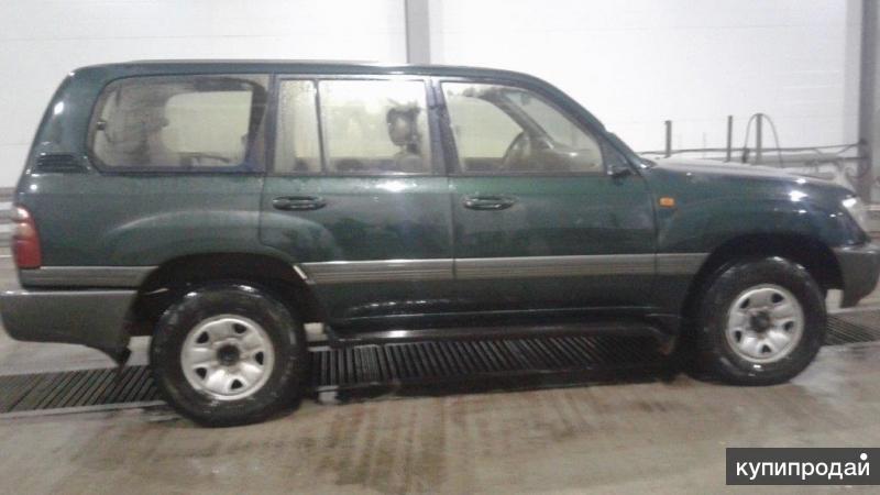 Toyota Land Cruiser, 2000 г.в.