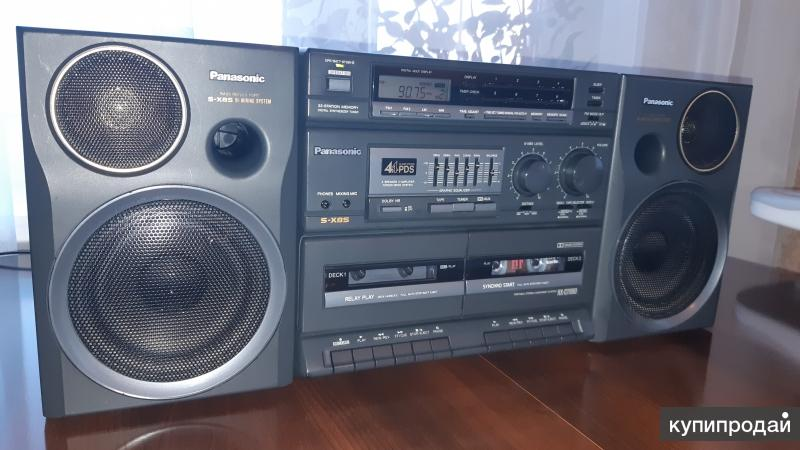Panasonic RX-CT980