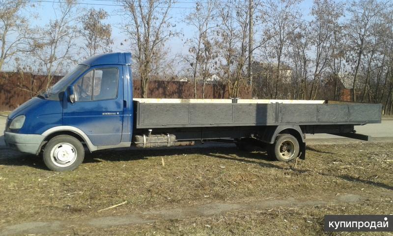 Газель борт.кузов 6.2 м.