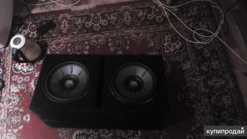 JBL 1000 watts двойной