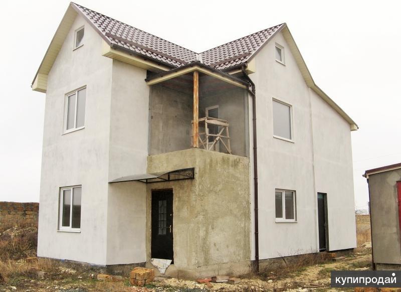 Новый 2-х эт. дом на просторном участке с гаражом